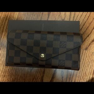 Louis Vuitton Josephine Damier wallet